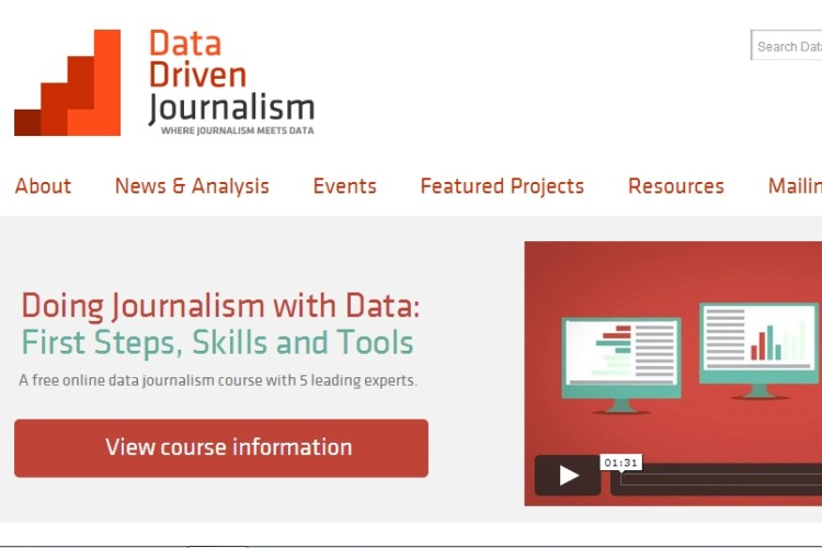 DataDrivenJournalism.net