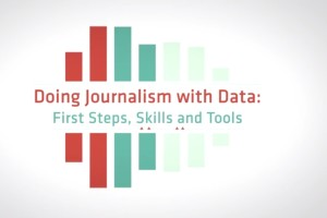 "Kurs ""Doing Journalism with Data"""