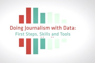 Kurs dziennikarstwa danych