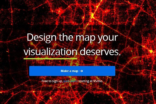 Darmowe programy do robienia map: MapBox