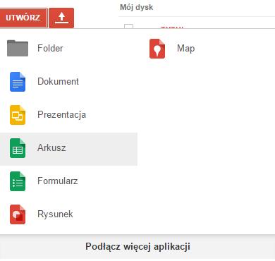 Google Sreadsheets