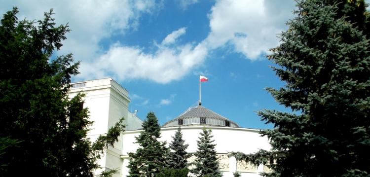 Budynek Sejmu RP