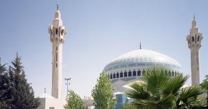 meczet w Jordanii