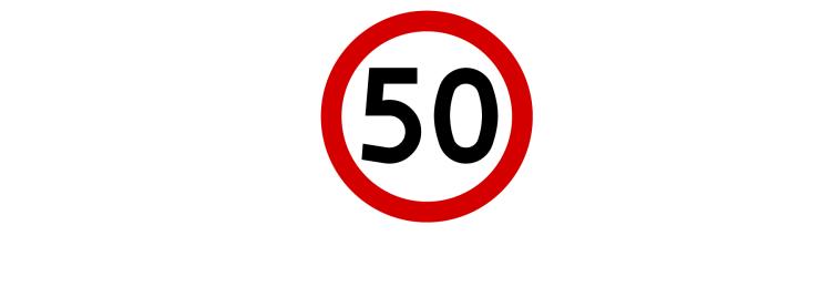 znak 50