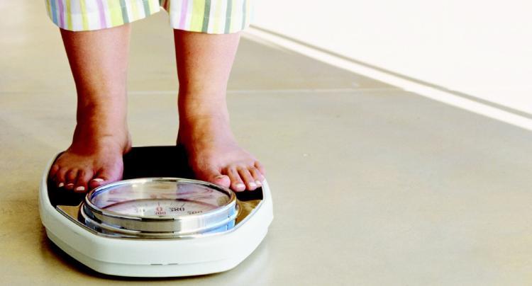 otyłość wśród Europejczyków
